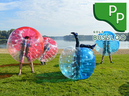 bubblevoetbal bussloo