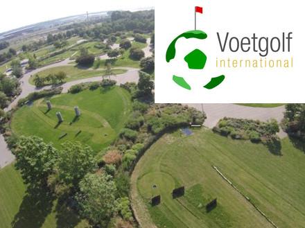 Voetgolf, Limburg, Venlo, teamuitje, voetbal, golf, activiteit, outdoor