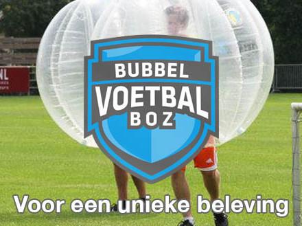 bubbel voetbal boz