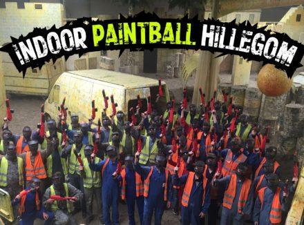 Paintball Hillegom